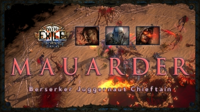 [Ritual] PoE 3.13 Mauarder Top Starter Builds