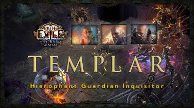 [Ritual] PoE 3.13 Templar Top Starter Builds