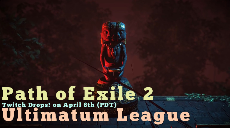 Path of Exile 2 and Ultimatum League Livestream