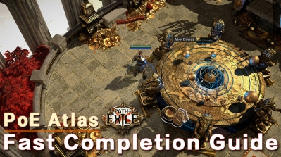 PoE Atlas Fast Completion Guide For League Starter
