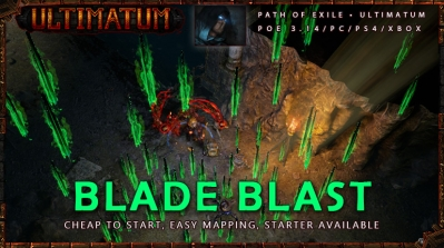 [Ultimatum] PoE 3.14 Assassin Blade Blast Starter Build