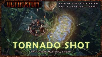 [Ultimatum] PoE 3.14 Deadeye Tornado Shot Fast Ranger Build