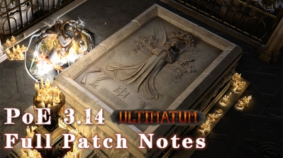 PoE 3.14 Ultimatum Full Patch Notes
