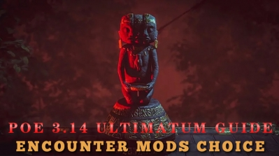 PoE 3.14 Ultimatum Guide: Encounter Mods Choice
