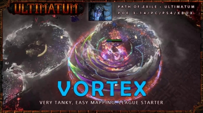 [Ultimatum] PoE 3.14 Occultist Vortex Safe Witch Starter Build