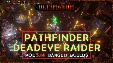 PoE 3.14 Ultimatum Ranger League Starter Builds
