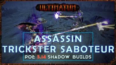 PoE 3.14 Ultimatum Shadow League Starter Builds