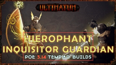 PoE 3.14 Ultimatum Templar League Starter Builds