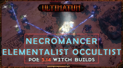 PoE 3.14 Ultimatum Witch League Starter Builds