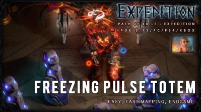 [Expedition] PoE 3.15 Templar Freezing Pulse Totem Hierophant Starter Build