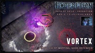 [Expedition] PoE 3.15 Witch Vortex Occultist Starter Build