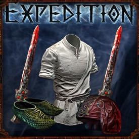 PC-Expedition/Tabula Rasa+Goldrim+Wanderlust+Redbeak*2