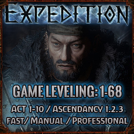 PC-Expedition/Fast Game leveling*level.1-68