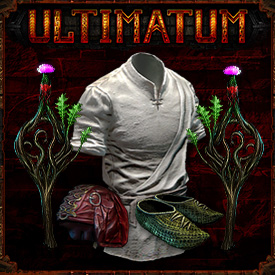 PC-Ultimatum/Tabula Rasa+Goldrim+Wanderlust+Lifesprig*2
