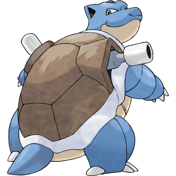 Shiny Pokémon Blastoise On Switch