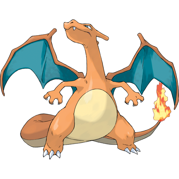 Shiny Pokémon Charizard On Switch