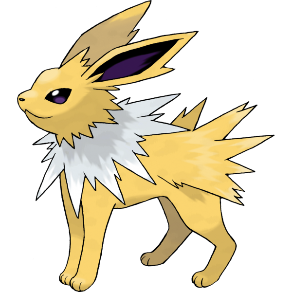 Shiny Pokémon Jolteon On Switch