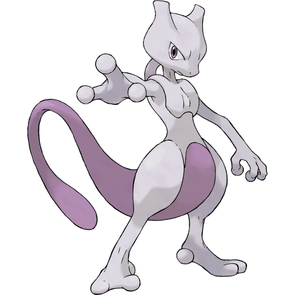 Shiny Pokémon Mewtwo On Switch