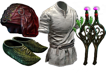PC-Metamorph/Tabula Rasa+Goldrim+Lifesprig*2+Wanderlust