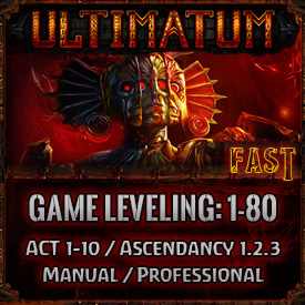 PC-Ultimatum/Fast Game leveling*level.1-80