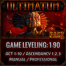PC-Ultimatum/Fast Game leveling*level.1-90